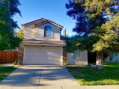 Elk Grove Single Family Home For Sale: 5313 Moonlight Way