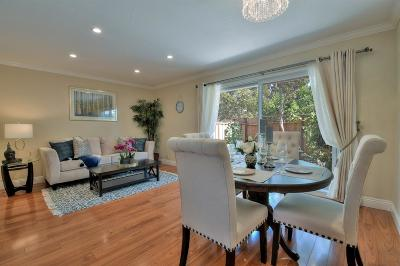 Santa Clara Condo For Sale: 831 Pomeroy Avenue