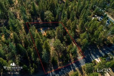 Meadow Vista Residential Lots & Land For Sale: 15065 Grand Knoll Dr - Lot 285