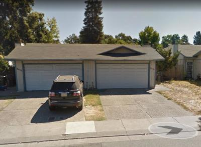Stockton Multi Family Home For Sale: 8810 Kelley Drive #8812