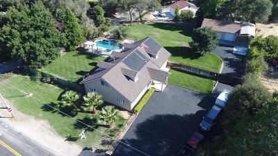 Granite Bay Single Family Home For Sale: 5660 Macargo Road