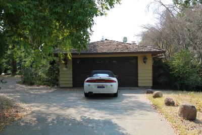 Sacramento County Single Family Home Active Short Sale: 6345 Palm Drive