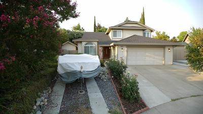 Antelope Single Family Home For Sale: 4109 Falling Leaf Court