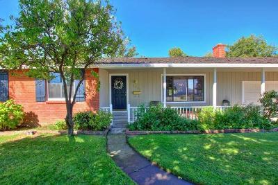 Sacramento Single Family Home For Sale: 4093 Las Pasas Way