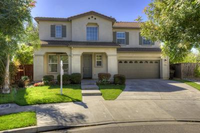 Oakdale Single Family Home Active Rel. Clause: 1941 Silvio Court