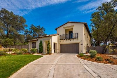 Granite Bay Single Family Home For Sale: 8143 Woodland Grove Place
