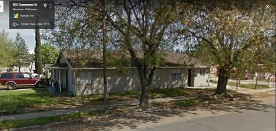 Stockton CA Multi Family Home For Sale: $270,000