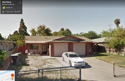 Stockton Multi Family Home For Sale: 2812 Pixie Drive #2814