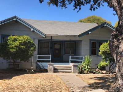 Stockton Single Family Home For Sale: 1025 North Sierra Nevada Street