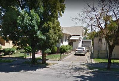 Stockton Single Family Home For Sale: 924 South San Joaquin Street