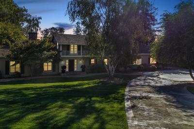 Modesto Single Family Home For Sale: 2454 Scenic Drive