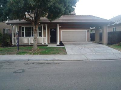 Tracy Single Family Home For Sale: 1340 Cherry Blossom Lane