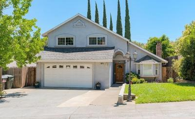 Orangevale Single Family Home For Sale: 8436 Milky Way
