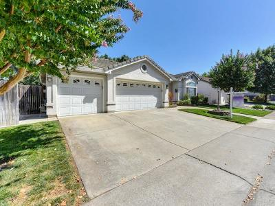 Elk Grove Single Family Home For Sale: 9345 Colliston Drive