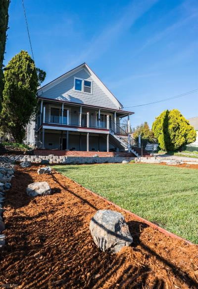 Grass Valley Single Family Home For Sale: 242 Colfax