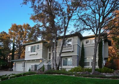 El Dorado Hills Single Family Home For Sale: 1158 Manning Drive