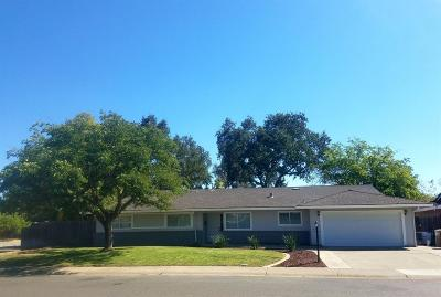 Elk Grove Single Family Home For Sale: 8956 Plaza Park Drive