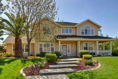 Yolo County Single Family Home For Sale: 3804 Los Cerros Place