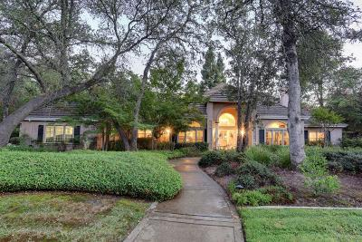 Granite Bay Single Family Home For Sale: 8180 Kensbrook Lane