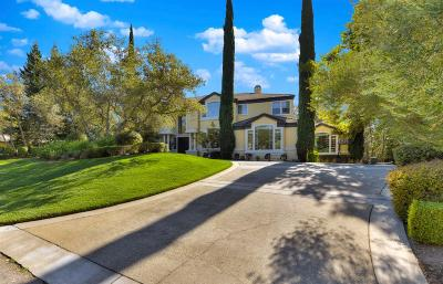 Granite Bay Single Family Home For Sale: 6262 Calle Montalvo Circle