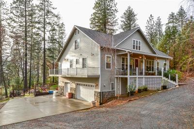 Foresthill Single Family Home For Sale: 3445 Big Oak Drive
