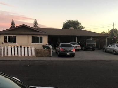 Stockton Multi Family Home For Sale: 736 Astor Street