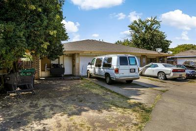 Stockton Multi Family Home For Sale: 8445 Rochelle Court