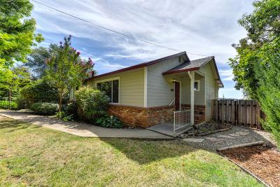 Placerville Single Family Home For Sale: 169 Judy Drive