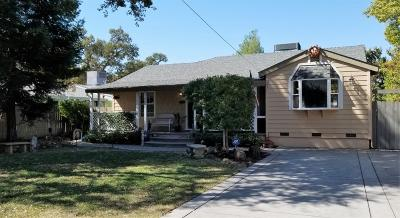 Elk Grove Single Family Home For Sale: 9650 Webb Street