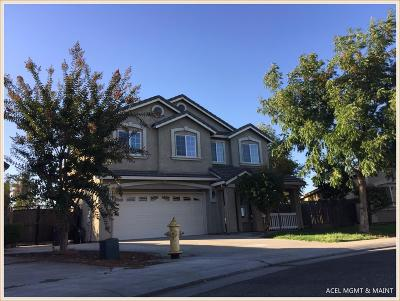 Stockton Single Family Home For Sale: 4401 Janell Lane