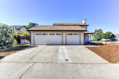 Elk Grove Single Family Home For Sale: 9449 Feickert Drive