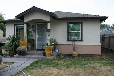 Modesto Single Family Home For Sale: 1740 West Orangeburg Avenue