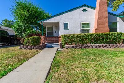 Stockton Single Family Home For Sale: 555 East Mariposa Avenue