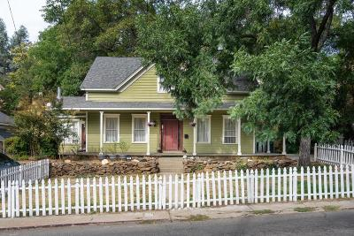 Placerville CA Single Family Home For Sale: $499,000