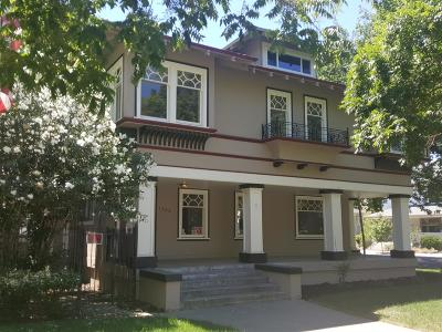 Stockton Multi Family Home For Sale: 1345 North Monroe