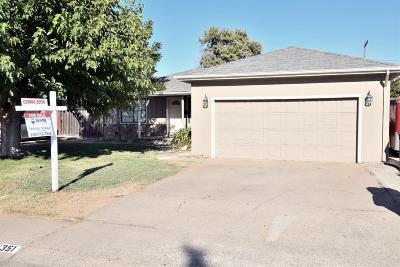 Galt Single Family Home For Sale: 351 Palin Avenue