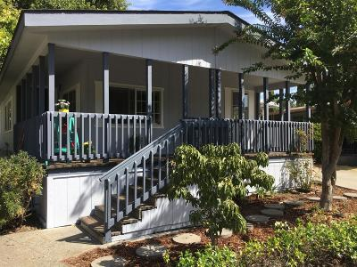 Davis CA Single Family Home For Sale: $229,000