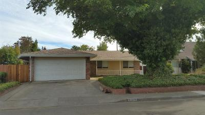 Vacaville Single Family Home For Sale: 565 West Monte Vista