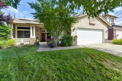 Rocklin CA Single Family Home For Sale: $470,000