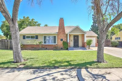 Stockton Single Family Home For Sale: 3540 Grange Avenue