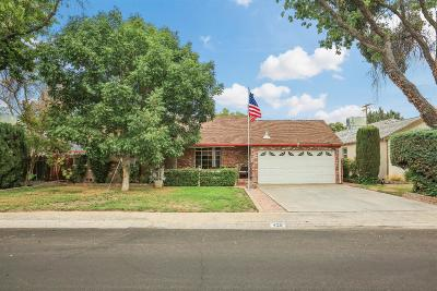 Modesto Single Family Home For Sale: 426 Rowland