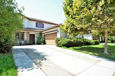 Elk Grove Single Family Home For Sale: 2013 Yarnell Way