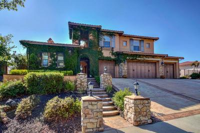 El Dorado Hills Single Family Home For Sale: 5140 Piazza Place