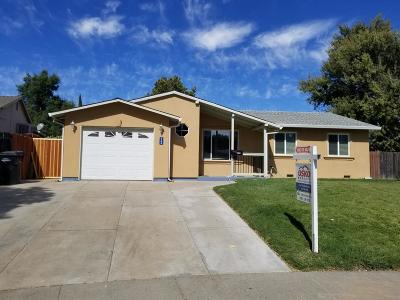 North Highlands Single Family Home For Sale: 6109 Duff Court