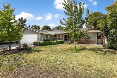 Carmichael Single Family Home For Sale: 4525 Longhorn Street