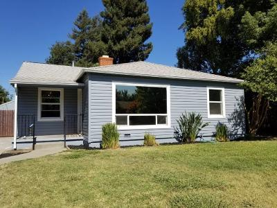 Sacramento Single Family Home For Sale: 601 Fremont Way