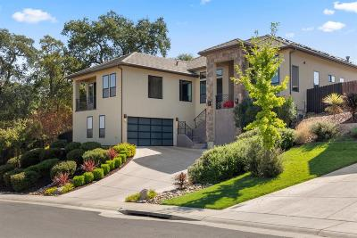 Rocklin Single Family Home For Sale: 3813 Calverhall Way