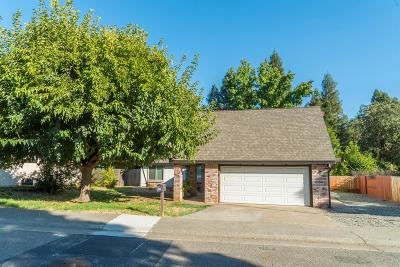 Orangevale Single Family Home For Sale: 6048 Garden Towne Way