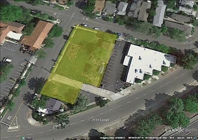 Sacramento Residential Lots & Land For Sale: 2700 V Street