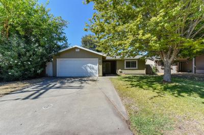 Citrus Heights Single Family Home For Sale: 8389 Lichen Drive